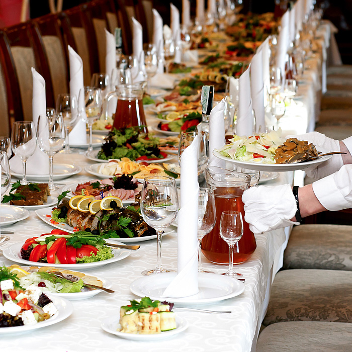 Asian Wedding Food Caterers: Natura Coffee And Tea